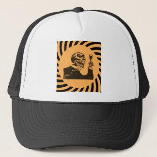 Macabre: Dia de los Muertos - A Toast Trucker Hat