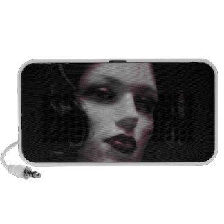 Macabre Lady Mannequin Speaker System