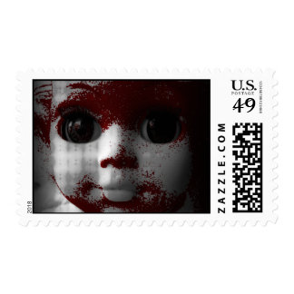 Macabre Living Dead Doll Postage