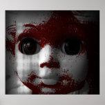 Macabre Living Dead Doll Print