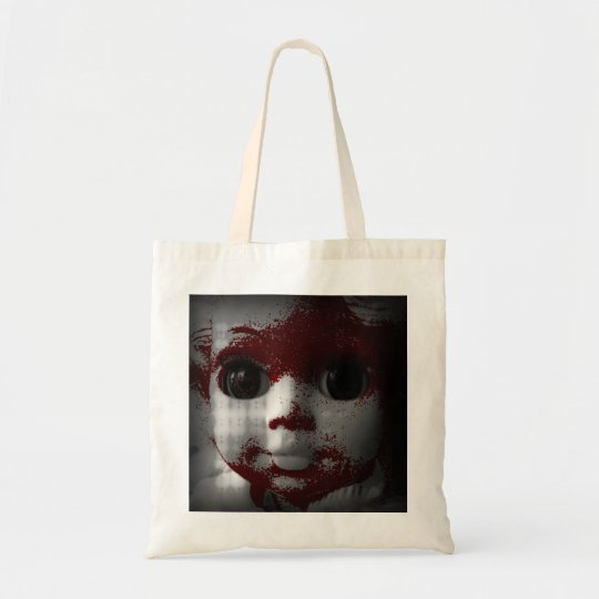 Macabre Living Dead Doll Tote Bag