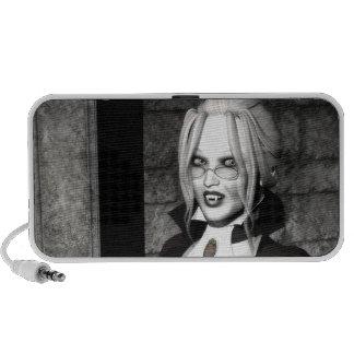 Macabre Mistress Gothic Speaker