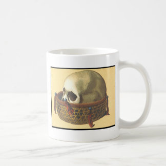 Macabre: Skull - New Guinea Coffee Mug