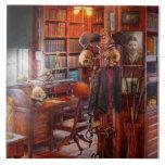 Macabro - en el estudio de los Headhunters Azulejos
