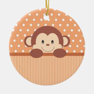 macaco1.jpg ceramic ornament