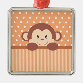 macaco1.jpg metal ornament