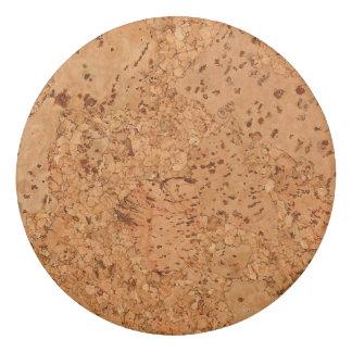 Macadamia Cork Burl Wood Grain Look Eraser