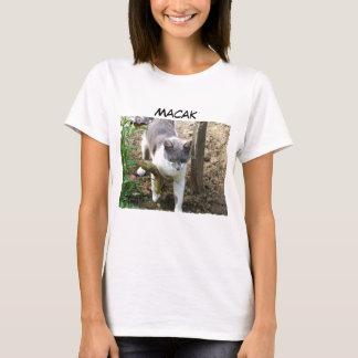 'Macak' Domestic Cat T-Shirt