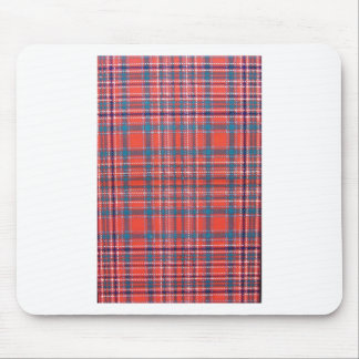 MACALISTER SCOTTISH FAMILY TARTAN MOUSE PAD