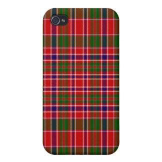 MacAlister Tartan iPhone4 Case