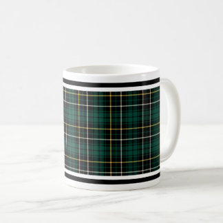 MacAlpine Clan Tartan Coffee Mug