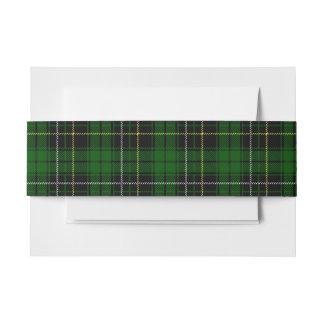 MacAlpine Scottish Tartan Belly Band
