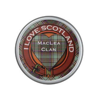 MacAndrew clan Plaid Scottish kilt tartan Bluetooth Speaker