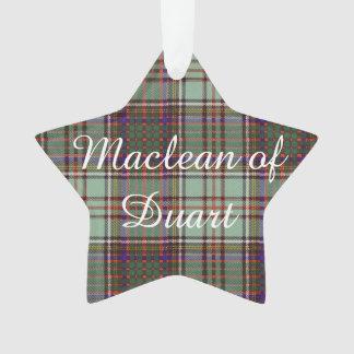 MacAndrew clan Plaid Scottish kilt tartan Ornament