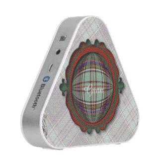 MacAndrew clan Plaid Scottish kilt tartan Speaker