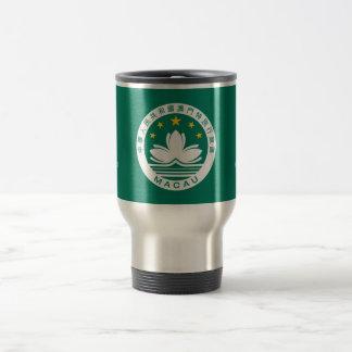 Macao SAR 15 Oz Stainless Steel Travel Mug