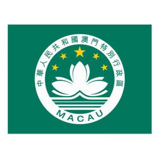 Macao SAR Tarjetas Postales