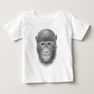 Macaque Baby T-Shirt