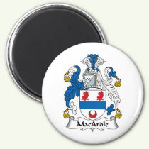 MacArdle Family Crest Magnet