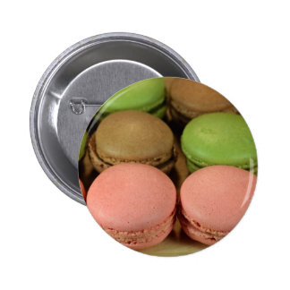 Macaron 2 Inch Round Button