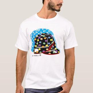 MACARON CAP T-Shirt