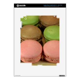 Macaron Decal For iPad 3