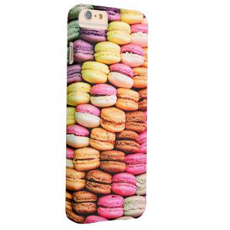 Macaron francés funda de iPhone 6 plus barely there