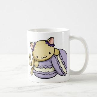 Macaron Kitty Coffee Mug