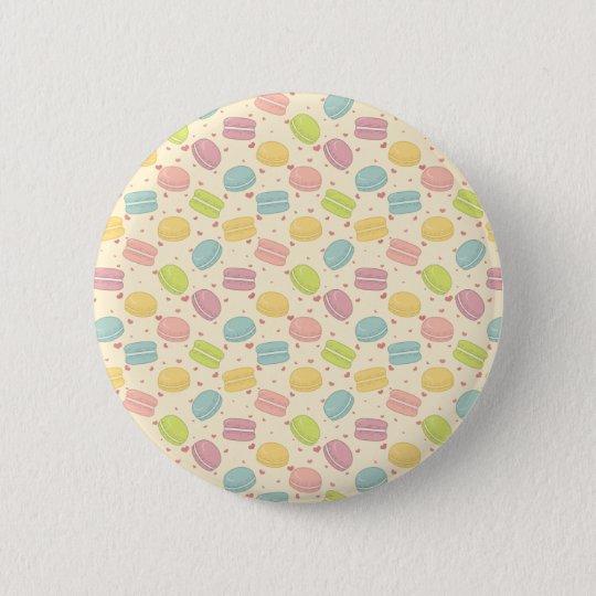 Macaron Love Button