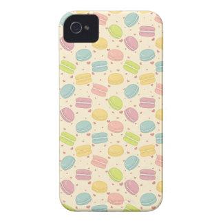 Macaron Love iPhone 4 Case-Mate Cases