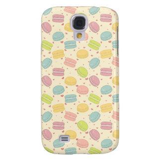 Macaron Love Galaxy S4 Cover