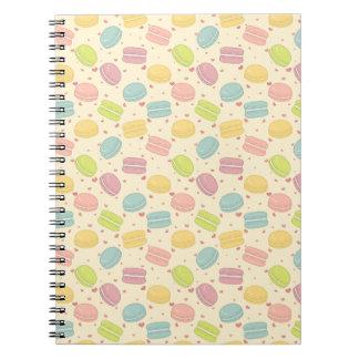 Macaron Love Notebook