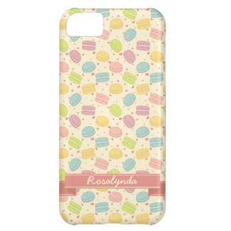 Macaron Love with Ribbon iPhone 5C Covers