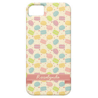 Macaron Love with Ribbon iPhone 5 Case