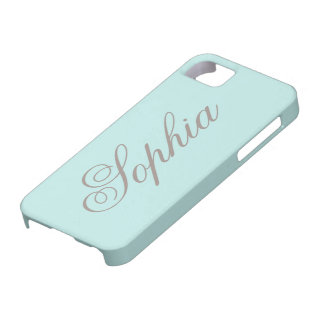 Macaron Mint iPhone 5 CaCase iPhone 5 Covers