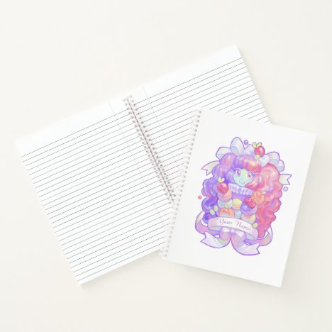 Macaron Notebook
