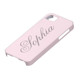 Macaron Pink iPhone 5 CaCase iPhone 5 Case