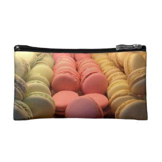 Macaron purse cosmetics bags