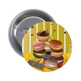 Macarones Vintage Pin
