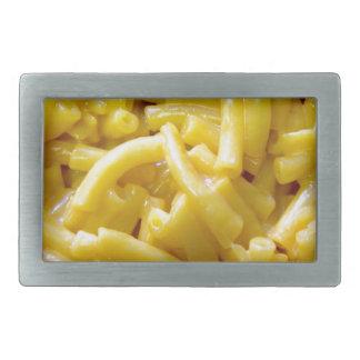 Macaroni And Cheese Belt Buckle