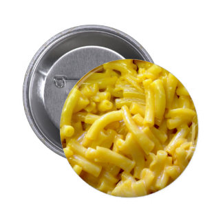 Macaroni And Cheese Button
