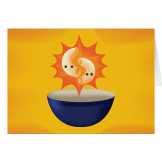 Macaroni and Cheese Forever Card
