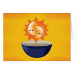 Macaroni and Cheese Forever Greeting Card