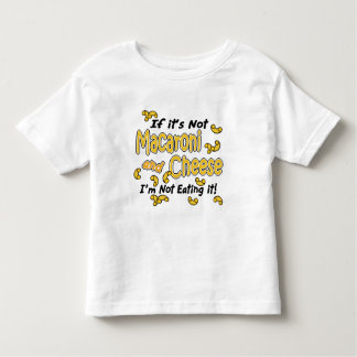 Macaroni and Cheese Toddler T-shirt