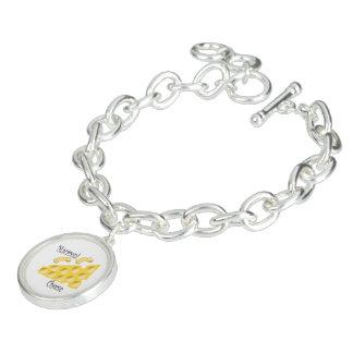 Macaroni Cheese Bracelets