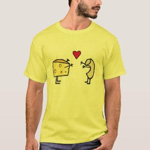 Macaroni & Cheese Love T-shirt