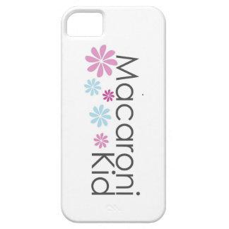 Macaroni Kid iPhone 5 Case