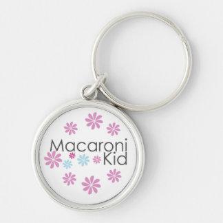 Macaroni Kid Keychain