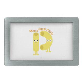 macaroni_mac and cheese please belt buckle