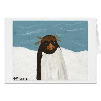 Macaroni Penguin Cards